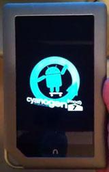 Nook Tablet CM7