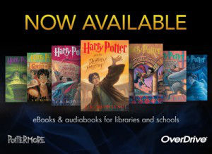 Harry Potter Ebooks Arrive At Libraries Today For Free