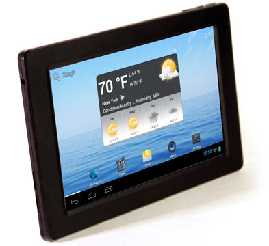 Nextbook Next 7S Android 4 0 Tablet Released for $129 | The eBook