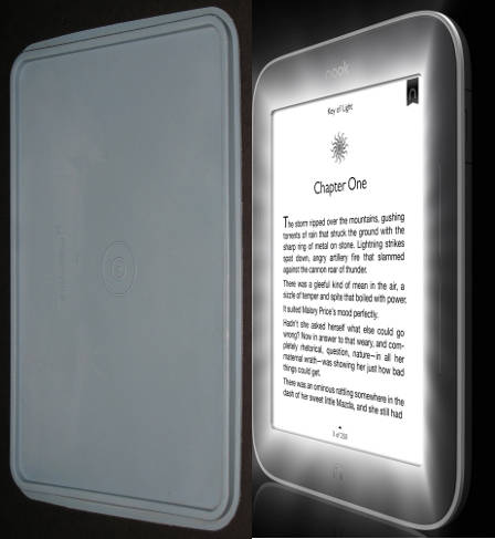 Nook Touch Lid