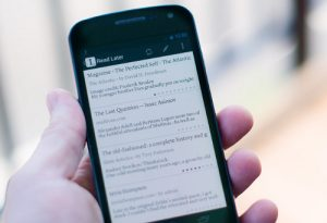 Instapaper for Android