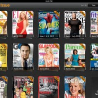 Next Issue for iPad
