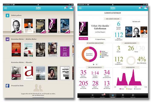 Kobo iOS App
