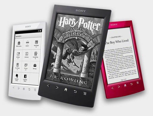Firmware updates now available for sony prs-t1, t2, and t3 ebook.