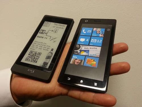 E Ink Dual Screen Phone