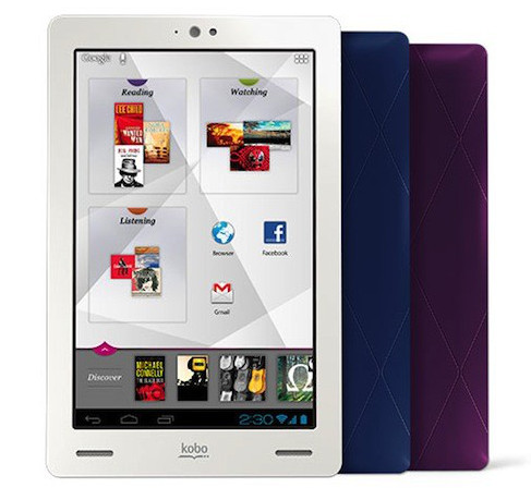 Kobo Arc Tablet