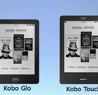 Kobo Glo, Kobo Mini, and Kobo Arc