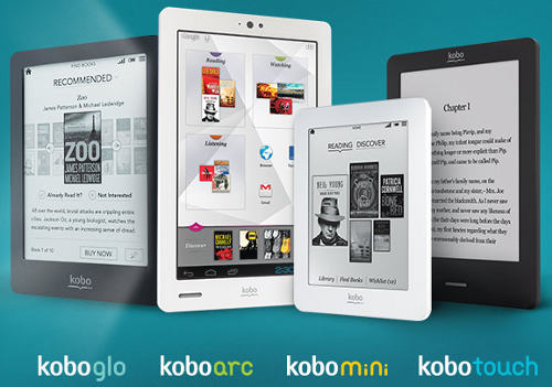 Kobo Needs to Make Setting up Their eReaders Simpler | The