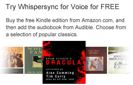 Kindle Whispersync Freebies