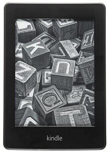 Kindle Paperwhite Blocks