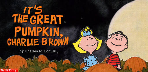 "It's The Great Pumpkin Charlie Brown Quotes Impressive It's The Great Pumpkin Charlie Brown"" Is Free Android App Today"