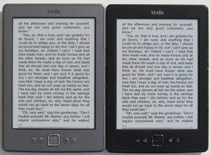 Basic Kindle Standoff