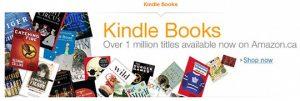 Kindle Canada
