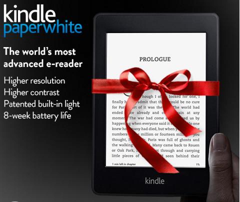 Kindle Paperwhite Christmas