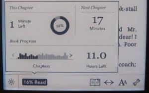 Kobo Reading Stats
