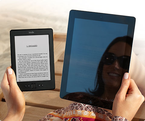 kindle prime books on ipad