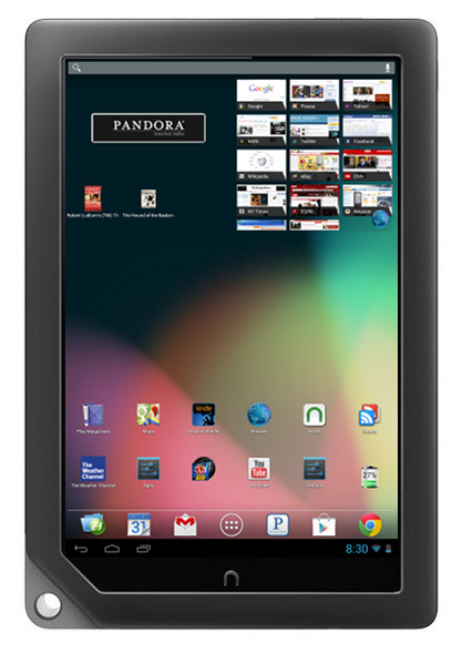 Nook HD+ N2A Card Android 4.1