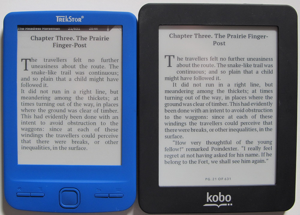 Digital Ink Screens Look Just As Good As E Ink Screens The Ebook Reader Blog