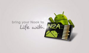 N2A Cards for Nook HD