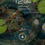 N2A cLOCK widget