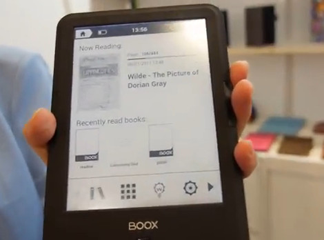 Onyx Android Ereaders