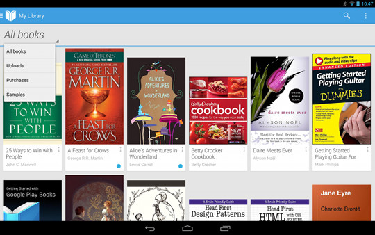 viewing kindle books on pc