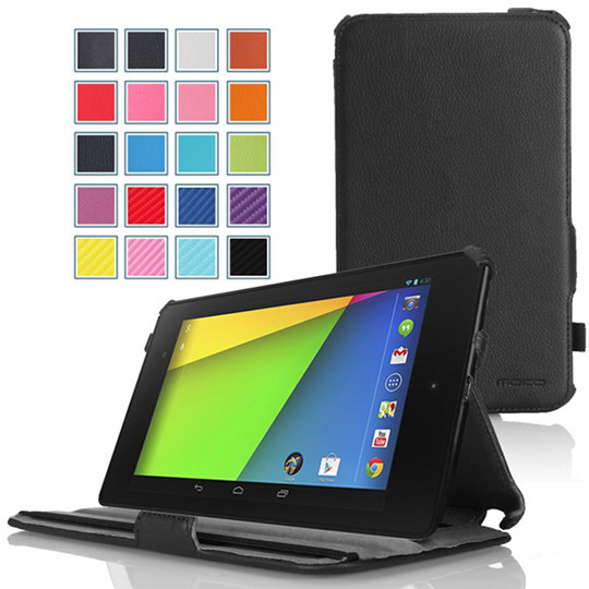 Moko Slim-Fit Multi-angle Stand Cover Case for Google Nexus 2