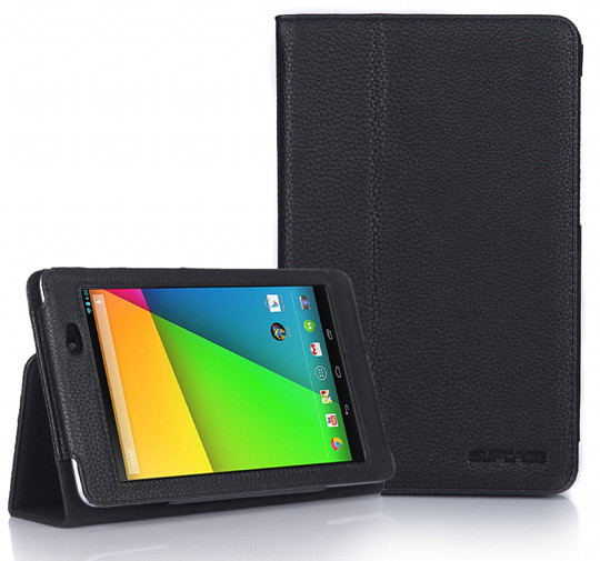 SUPCASE Slim Fit Folio Leather Case