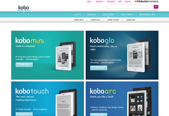 Firefox Kobo