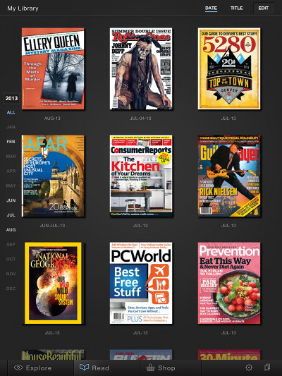 Have You Tried Any Free Digital Magazines From Public