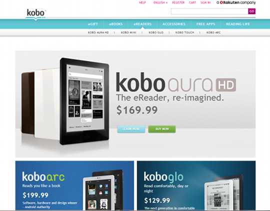 Kobo Chrome