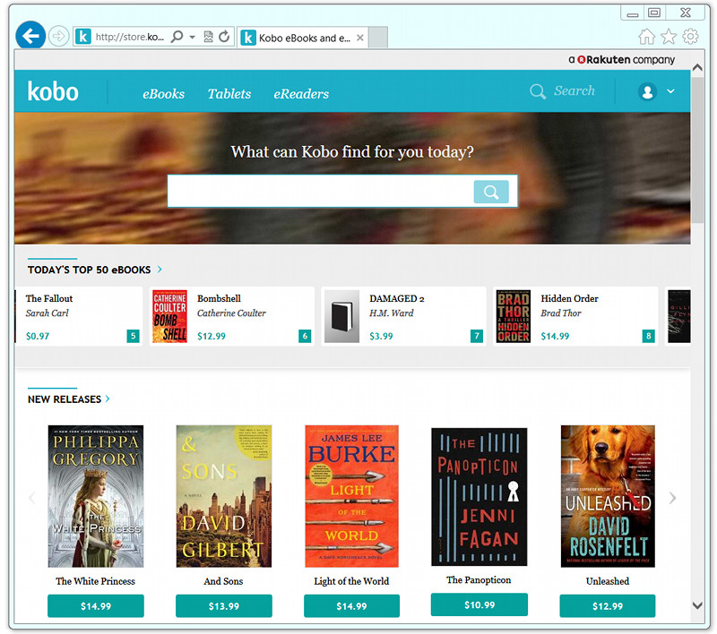 how to delete books from kobo ereader touch