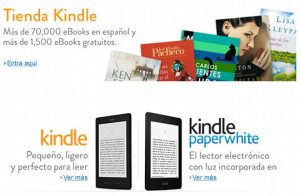 Kindle Mexico