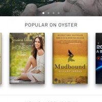 Oyster ebooks