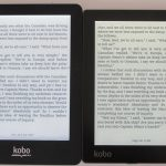 Kobo Glo vs Kobo Aura