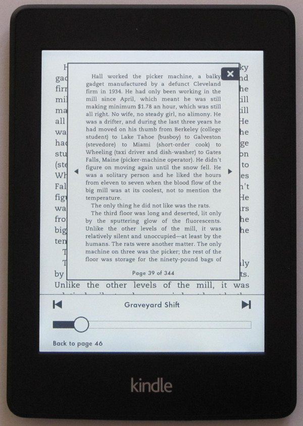 Kindle Paperwhite 2 Review   The eBook Reader Blog