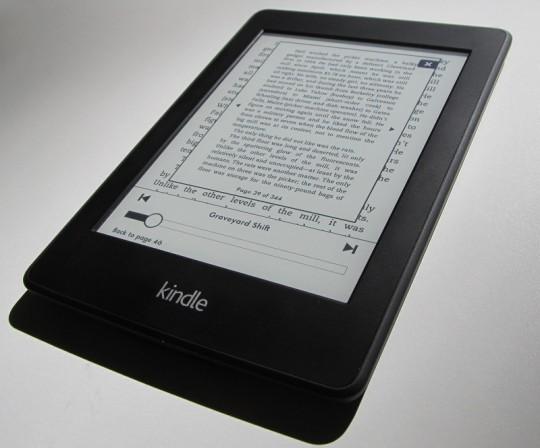 Kindle Paperwhite 2 Light