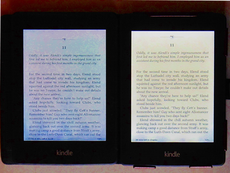 How Do I Turn Off The Backlight On My Kindle Paperwhite