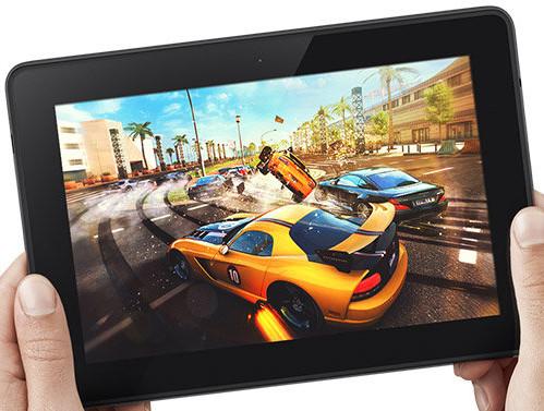 Kindle Fire HDX Games