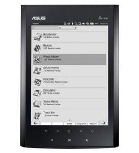 ASUS Eee Note EA800