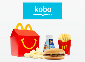 A Kobo Happy Meal
