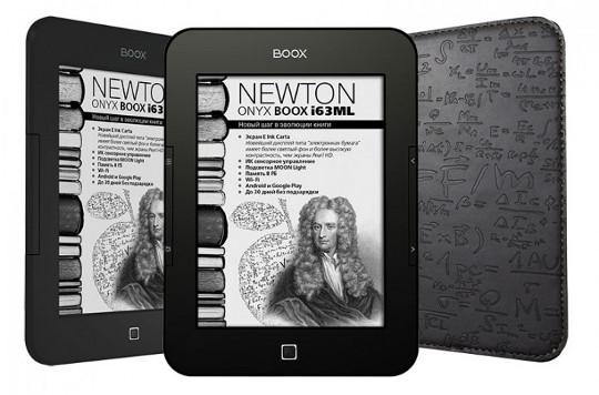 Onyx Book i63ML Newton
