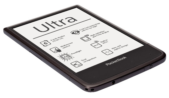 PocketBook Ultra Side