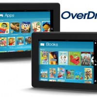 OverDrive Kindle FreeTime