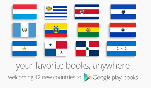 Google Play eBooks Now Available in 57 Countries | The eBook Reader Blog