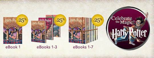 Harry Potter Sale