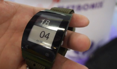 Netronix E Ink Smartwatch