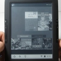 Illumina HD Kindle App