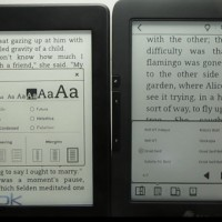 Kindle Paperwhite 2 vs Icarus Illumina HD