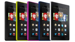 Fire HD 7-Colors